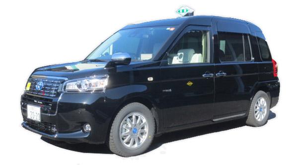 トヨタJPN TAXI(ユニバーサルデザインタクシー)